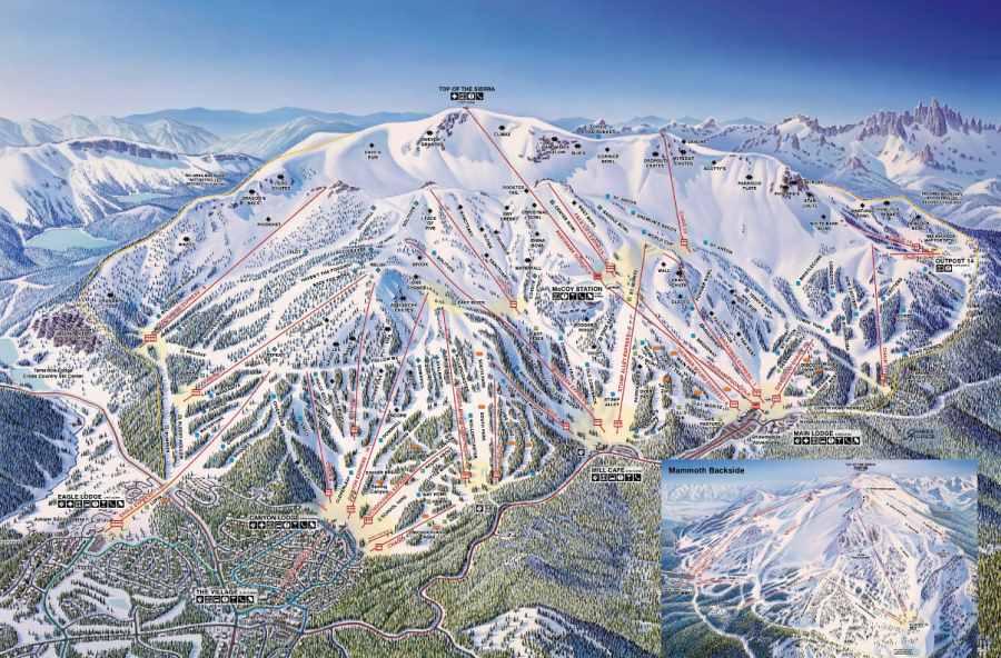 Ski California - Mammoth Ski and Mountain Lodging Vacations ...